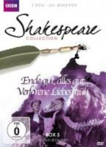 Shakespeare Collection Box 3