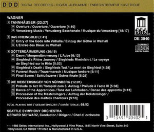Wagner/Orchestermusik 1