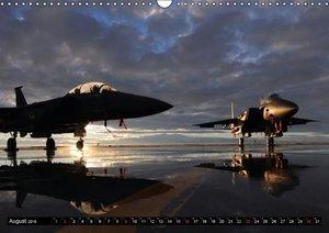Stanzer, E: Kampfjets . U.S. Aircraft (Wandkalender 2015 DIN