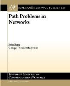 Path Problems in Networks