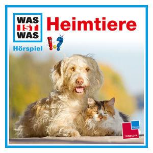 Was ist was Hörspiel-CD: Heimtiere