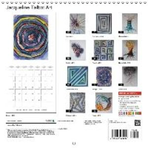 Jacqueline Talbot Art (Wall Calendar 2015 300 × 300 mm Square)