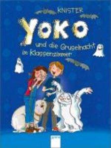 Yoko und die Gruselnacht im Klassenzimmer