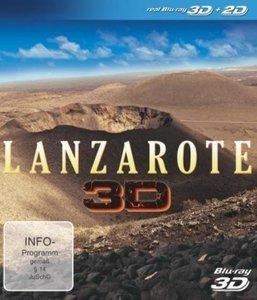Lanzarote 3D-Natur Pur