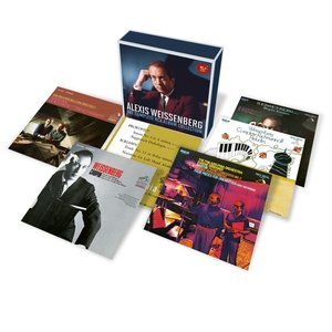 Alexis Weissenberg-The Complete RCA Album Coll.