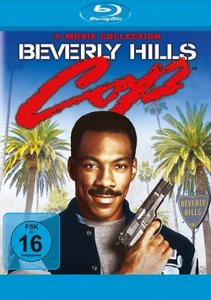 Beverly Hills Cop 1-3 - 3 Movie Collection