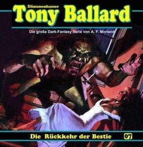 Tony Ballard 7-Die Rückkehr Der Bestie
