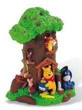 BULLYLAND 12227 - Winnie Puuh: Spardose Baumhaus - zum Schließen ins Bild klicken