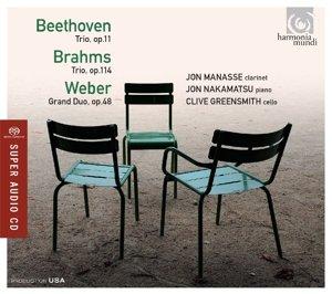 Trio op.11/op.48/op.114