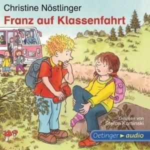 Nöstlinger, C: Franz auf Klassenfahrt/CD