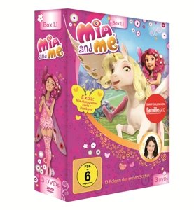 Mia and Me Box 1 - Staffel 1 (Folgen 1-13)