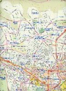 Jerusalem & Holy Land 1:10.000 / 1:225.000