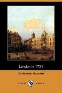 London in 1731 (Dodo Press)