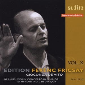 Edition Ferenc Fricsay Vol.10