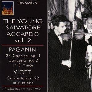 Der junge Salvatore Accardo,vol.2