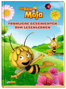 Biene Maja: Fröhliche Geschichten zum Lesenlernen
