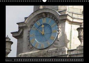 Keller, A: Zeit-Anzeige (Wandkalender 2015 DIN A3 quer)