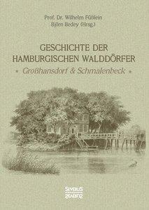 Geschichte der Hamburgischen Walddörfer