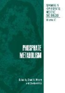 Phosphate Metabolism