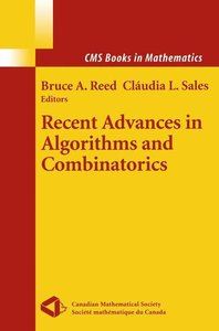 Recent Advances in Algorithms and Combinatorics