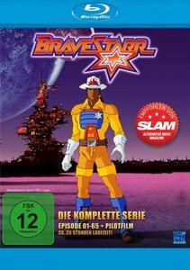 Bravestarr - Gesamtbox inkl. Legende