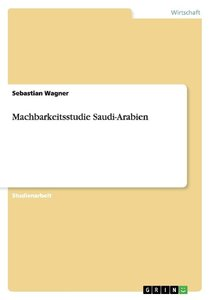 Machbarkeitsstudie Saudi-Arabien