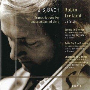Bach Suites Auf Bratsche