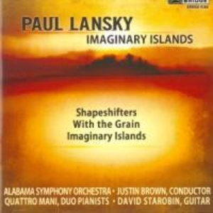 Imaginary Islands/Shapeshifters/With The Grain