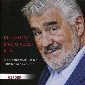 Die große Mario Adorf Box
