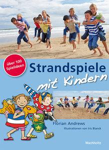 Strandspiele mit Kindern