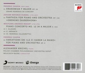 Chopin - Hummel - Mozart