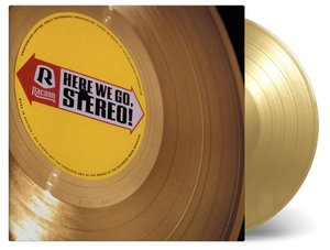 Here We Go,Stereo! (Limited Gold Vinyl