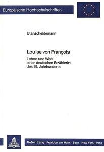 Louise von François