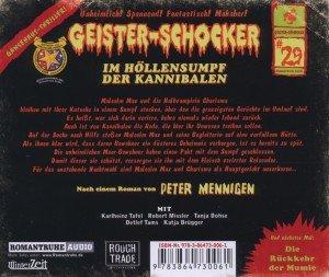 Im Höllensumpf Der Kannibalen-Vol.29