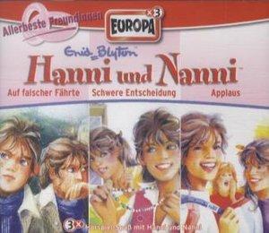 Hanni und Nanni Box 07. Folgen 25 / 26 / 27