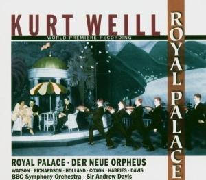 Royal Palace.Der Neue Orpheus