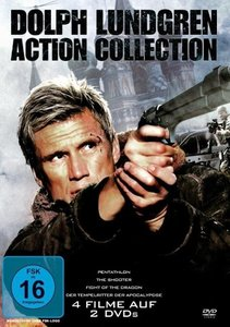 Dolph Lundgren Action Collection (DVD)