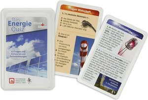 Nürnberger Spielkarten Verlag 1505 - Quiz: Energie