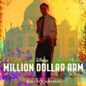 Million Dollar Arm-Original Kinofilm Soundtrack