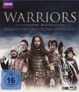 Warriors-Die größten Krieger der Geschichte (BD)