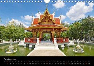 Thailand (Wall Calendar 2016 DIN A4 Landscape)