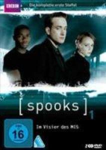 Spurrier, C: Spooks - Im Visier des MI5