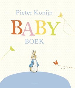 Pieter Konijn babyboek / druk 1