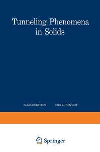 Tunneling Phenomena in Solids