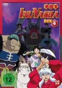 InuYasha - TV-Serie - Box 4