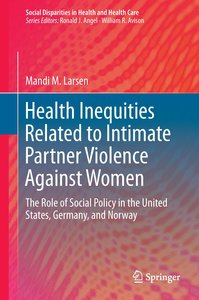 Health Inequities Related to Intimate Partner Violence Against W