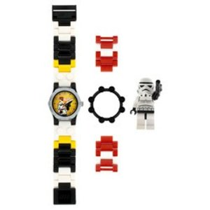 LEGO® Kinderuhr Star Wars - Stormtrooper