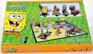 United Labels 0106842 - Spongebob: Dont worry