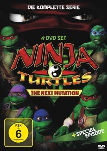Ninja Turtles-The Next Mutation (Komplette Serie)
