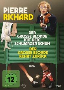 Der große Blonde mit dem schwarzen Schuh/Der große Blonde kehrt